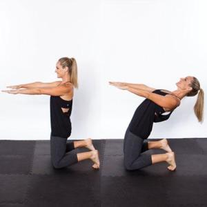 yoga for abs - yoga-camel-hinge